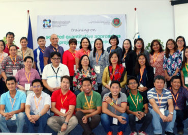 PCAARRD and UPLB-CEM Conducts Training on Project Impact Evaluation