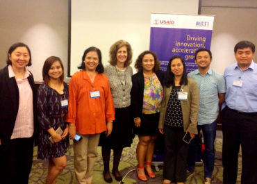 DAME Faculty members attend 1st USAID-STRIDE Case Teaching Workshop