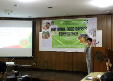 DAAE-CEM, together with PCAARRD, DA, DoH and DILG, conducts National Food Safety Conference