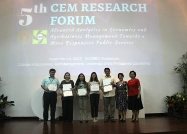 CEM Holds Research Forum on Data Analytics and Quantitative Research Techniques