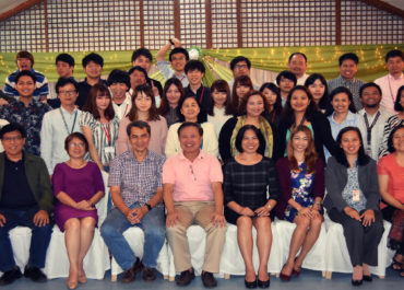 DAME Coordinated 27th TUA Philippine Bio-business Practice