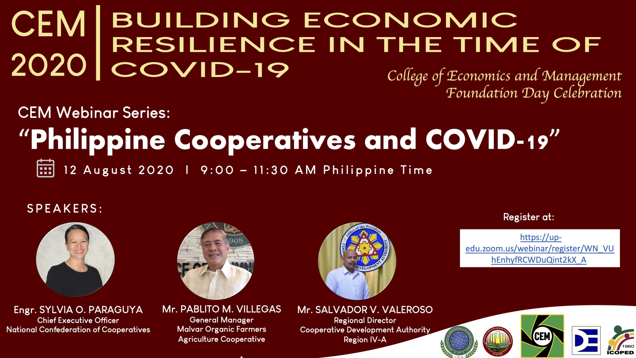 Philippine Cooperatives and COVID-19