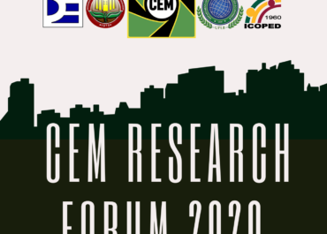 CEM Research Forum 2020: Economic Resilience in Times of Crisis