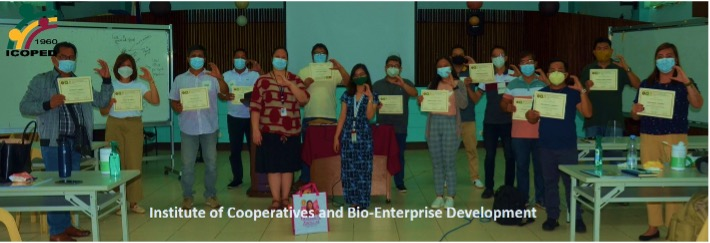 The New Normal Cooperative Training for the Sta. Rosa City Cooperative Development Council by the Institute of Cooperatives and Bio-Enterprise Development
