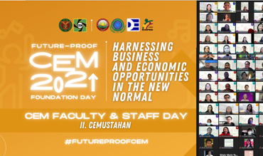 CEM holds Virtual Faculty and Staff Day
